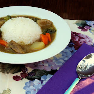 Slow-Cooker Sunday! Savory Japanese Beef Curry!.
