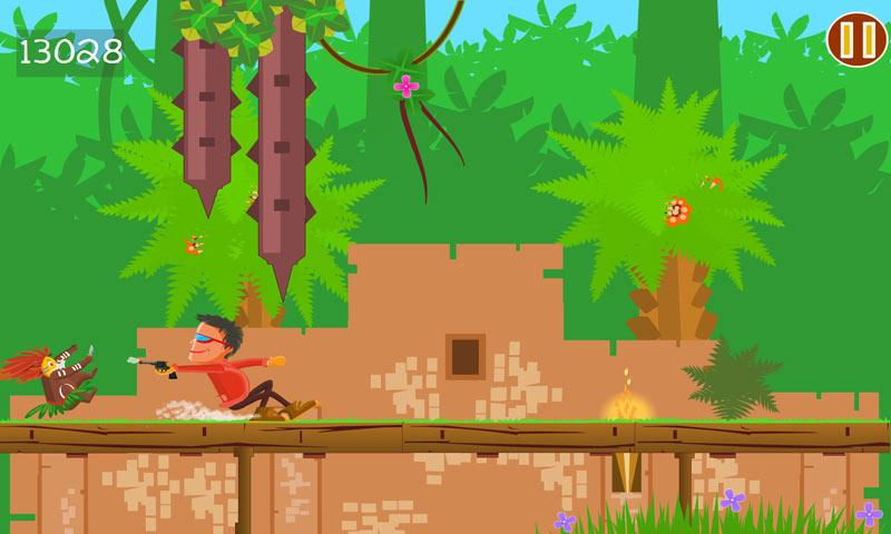 Jungle Escapade- screenshot