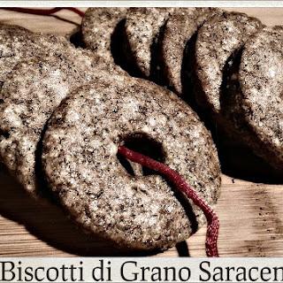 Buckwheat Cookies.