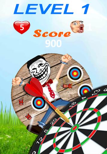 Memes Darts Shooter 2 Funny