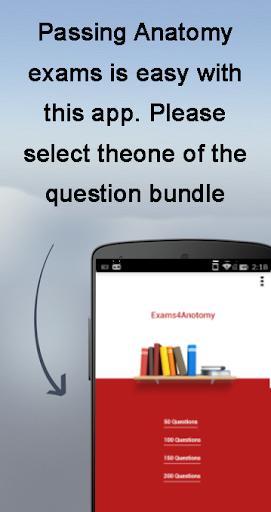 玩教育App|Anatomy Exam免費|APP試玩