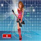 Guitar Girl icon