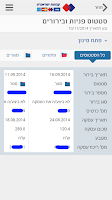 Screenshot of ישראכרט Isracard Businesses