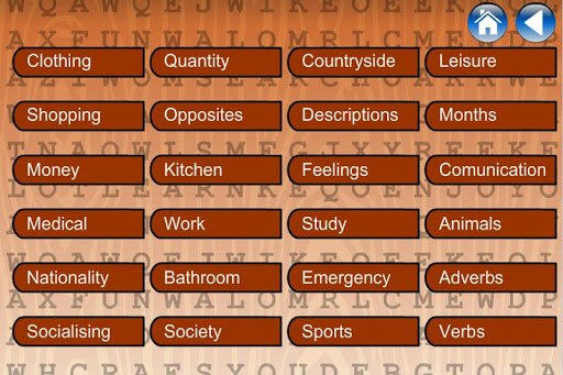【免費拼字App】Word Search English Spanish-APP點子