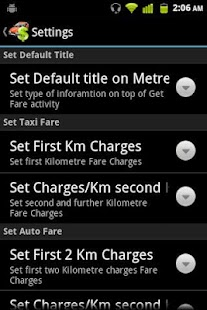 Taxi Fare Calculator- screenshot thumbnail