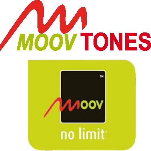 MoovTones LOGO-APP點子