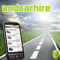 AndCarHire logo