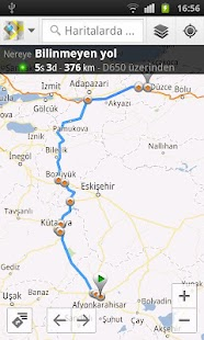 Karayolları Haritası - screenshot thumbnail