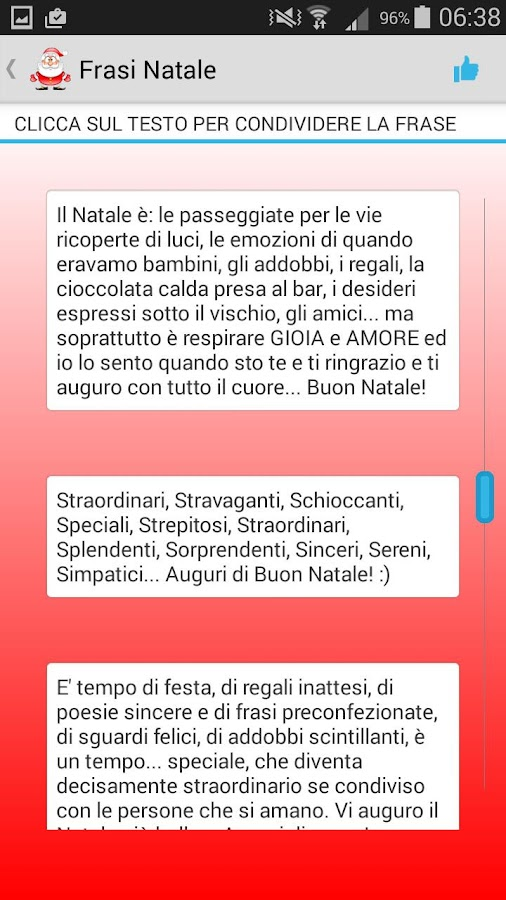 spesso Frasi X - App Android su Google Play EY86