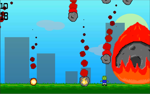 Asteroid Dodge screenshot