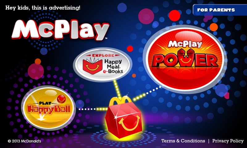 McPlay™ - screenshot