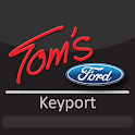 Tom's Ford DealerApp logo