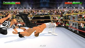 16 Wrestling Revolution 3D App screenshot