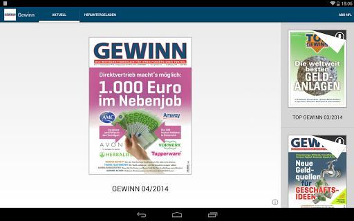 【免費商業App】GEWINN-APP點子