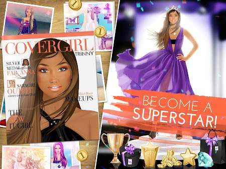 Stardoll Fame Fashion Friends 1.5.8 screenshot 640377