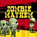 Zombie Mayhem logo