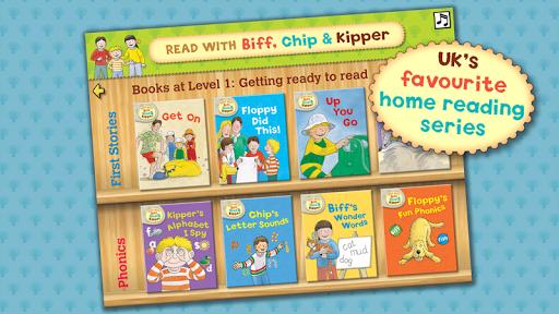 Biff Chip Kipper Level 3
