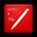 Write a Tag logo