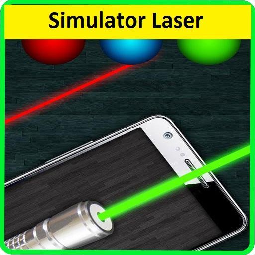 Laser Simulator 模擬 App LOGO-APP試玩