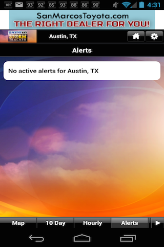 KEYE WX- screenshot