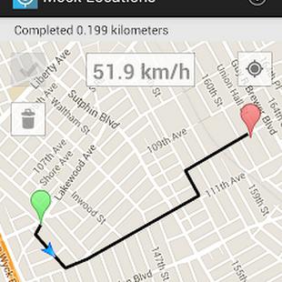 Mock Locations (fake GPS path) v1 25 Mod APK [Pro/Full]
