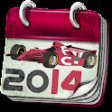 Formula Calendar 2014