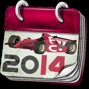 Formula Calendar 2014 Gratis