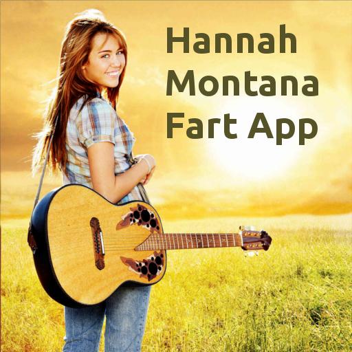 Hannah Montana Fart App
