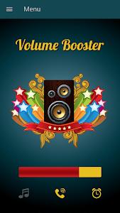 Volume Booster v3.5