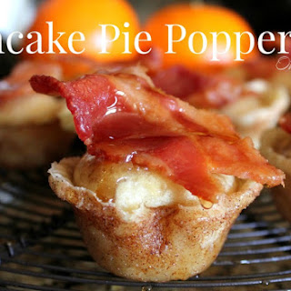 ~Pancake Pie Poppers!