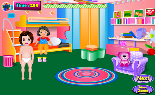 婴儿护理女孩游戏|玩休閒App免費|玩APPs