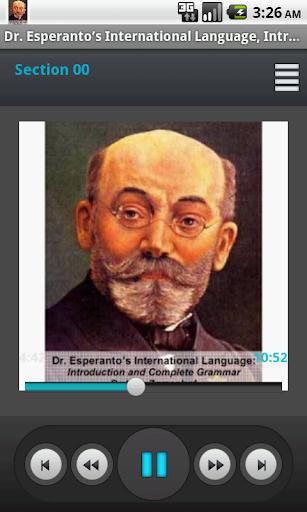 【免費音樂App】Dr. Esperanto's Language-APP點子
