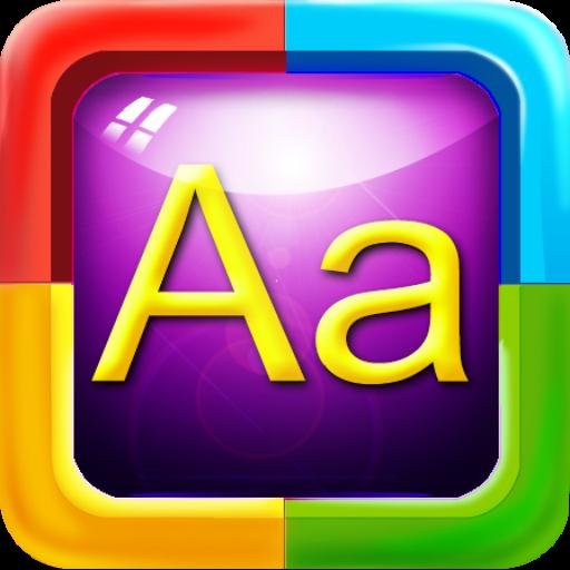 安卓字體玩家 個人化 App LOGO-硬是要APP