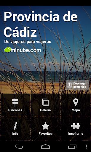 Cádiz Provincia. Guía Oficial