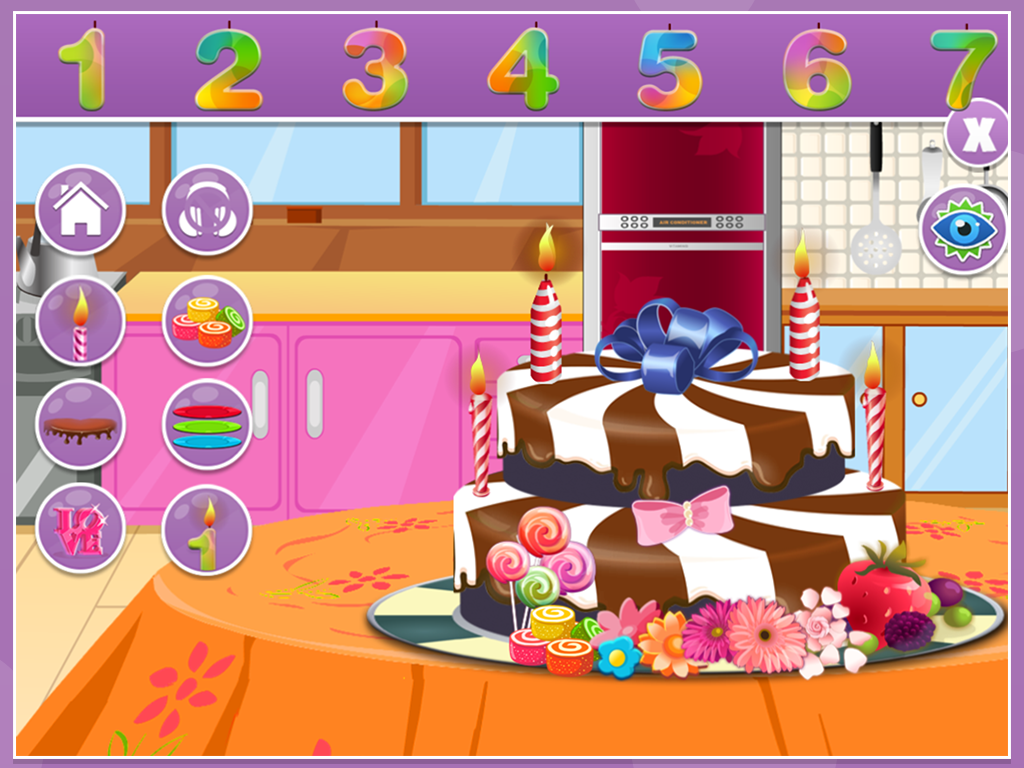 Download Cake Bakery Story Baking Games for android