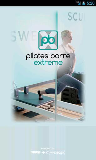 PBX pilates barre extreme