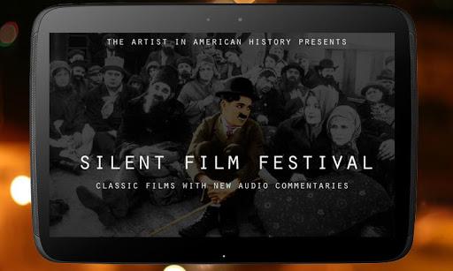 【免費教育App】Silent Film Festival-APP點子