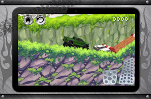 Screenshot of Monster Rampage Park Challenge