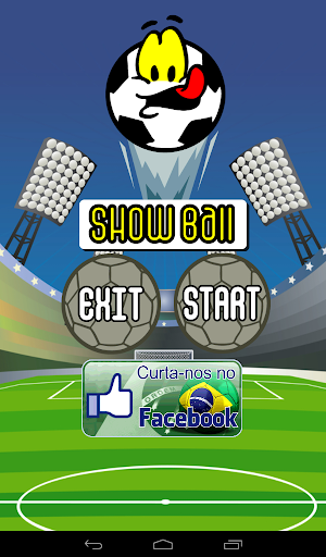 Show Ball - World Cup 2014