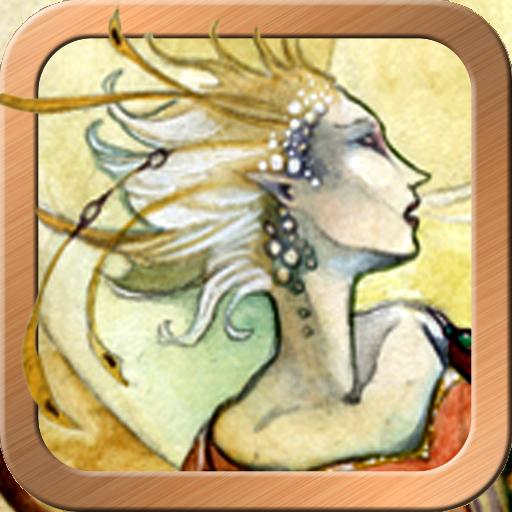 Shadowscapes Tarot 娛樂 App LOGO-硬是要APP