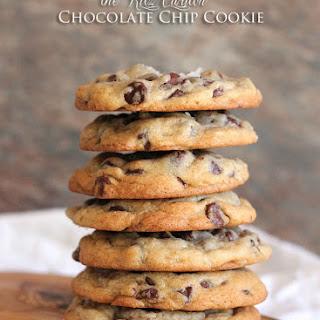 Ritz Carlton Chocolate Chip Cookies
