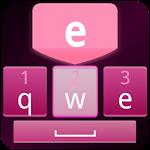 Hot Pink Keyboard Skin