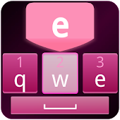 Hot Pink Keyboard Skin