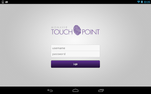 MonaVie TouchPoint - screenshot thumbnail