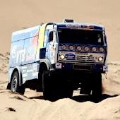 Dakar Kamaz Wallpapers