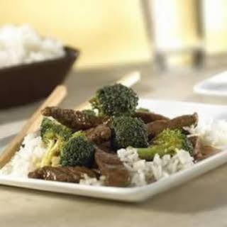 Campbell's Kitchen Beef Teriyaki.