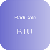 RADIATOR (BTU) CALCULATOR