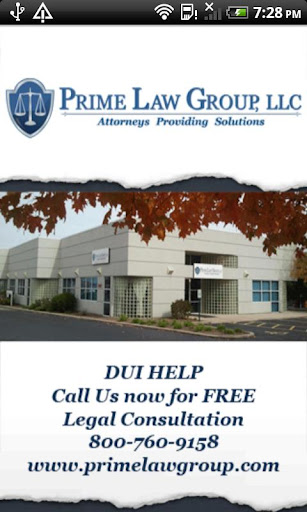 Prime Law Group DUI