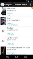 Screenshot of Thai Showtimes