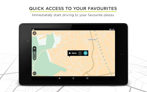 Download android gps tomtom